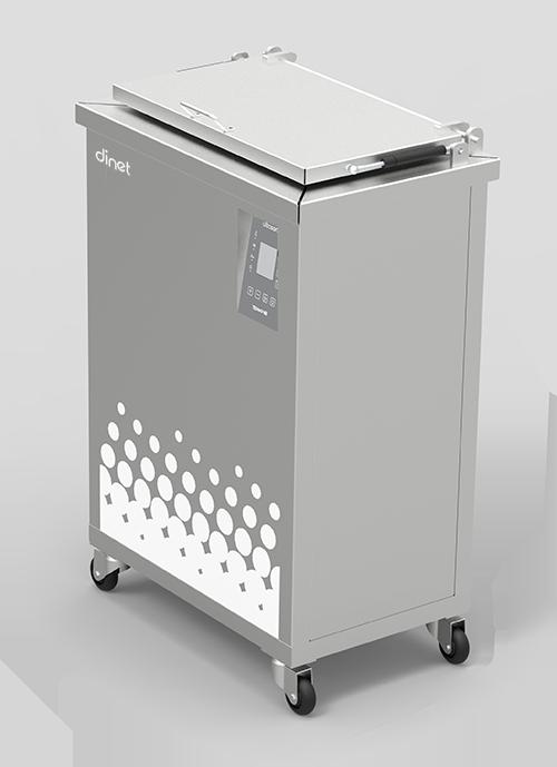 Reinigungssystem für Filter und Küchengeräte